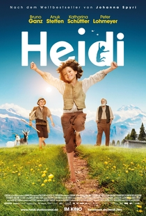 Assistir Heidi Online Grátis Dublado Legendado (Full HD, 720p, 1080p) | Alain Gsponer | 2015