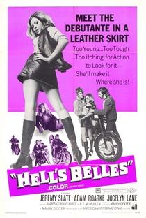 Assistir Hell's Belles Online Grátis Dublado Legendado (Full HD, 720p, 1080p) | Maury Dexter | 1969