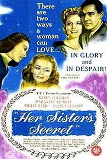 Assistir Her Sister's Secret Online Grátis Dublado Legendado (Full HD, 720p, 1080p) | Edgar G. Ulmer | 1946