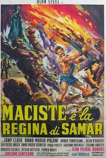 Assistir Hércules Contra os Homens da Lua Online Grátis Dublado Legendado (Full HD, 720p, 1080p)   Giacomo Gentilomo   1964