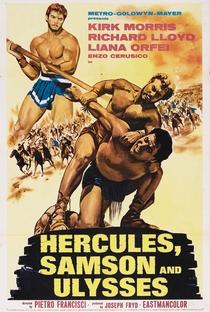Assistir Hércules, Sansão e Ulisses Online Grátis Dublado Legendado (Full HD, 720p, 1080p) | Pietro Francisci | 1963