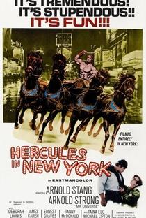 Assistir Hércules em Nova York Online Grátis Dublado Legendado (Full HD, 720p, 1080p) | Arthur Allan Seidelman | 1970