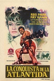 Assistir Hércules na Conquista de Atlântida Online Grátis Dublado Legendado (Full HD, 720p, 1080p) | Vittorio Cottafavi | 1961