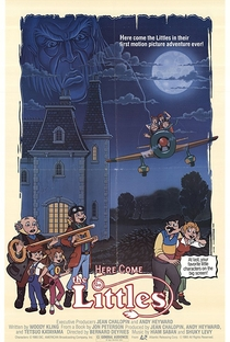 Assistir Here Come the Littles Online Grátis Dublado Legendado (Full HD, 720p, 1080p)   Bernard Deyriès   1985