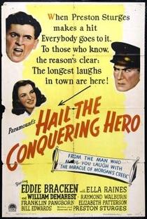 Assistir Herói de Mentira Online Grátis Dublado Legendado (Full HD, 720p, 1080p) | Preston Sturges | 1944