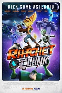 Assistir Heróis da Galáxia - Ratchet & Clank Online Grátis Dublado Legendado (Full HD, 720p, 1080p) | Jericca Cleland