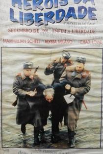Assistir Heróis da Liberdade Online Grátis Dublado Legendado (Full HD, 720p, 1080p) | Maximilian Schell | 1993