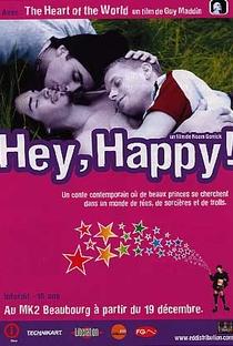 Assistir Hey, Happy! Online Grátis Dublado Legendado (Full HD, 720p, 1080p)   Noam Gonick   2001