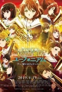 Assistir Hibike! Euphonium Movie 3: Chikai no Finale Online Grátis Dublado Legendado (Full HD, 720p, 1080p) | Tatsuya Ishihara | 2019
