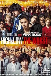 Assistir High & Low The Worst Online Grátis Dublado Legendado (Full HD, 720p, 1080p) | Sigeaki Kubo | 2019