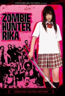 Assistir High School Girl Rika: Zombie Hunter Online Grátis Dublado Legendado (Full HD, 720p, 1080p)   Ken'ichi Fujiwara   2008