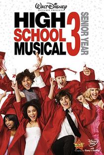 Assistir High School Musical 3: Ano da Formatura Online Grátis Dublado Legendado (Full HD, 720p, 1080p) | Kenny Ortega | 2008