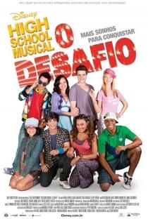 Assistir High School Musical: O Desafio Online Grátis Dublado Legendado (Full HD, 720p, 1080p) | César Rodrigues | 2010