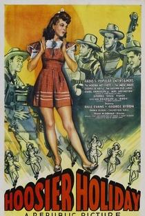 Assistir Hoosier Holiday Online Grátis Dublado Legendado (Full HD, 720p, 1080p) | Frank McDonald (I) | 1943