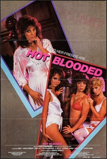 Assistir Hot Blooded Online Grátis Dublado Legendado (Full HD, 720p, 1080p) | Stu Segall | 1985