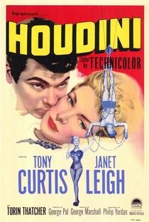 Assistir Houdini, o Homem Miraculoso Online Grátis Dublado Legendado (Full HD, 720p, 1080p) | George Marshall (I) | 1953
