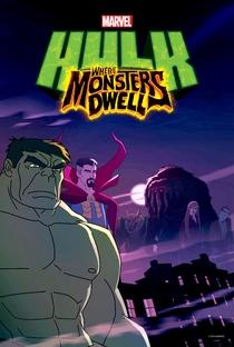 Assistir Hulk: Onde os Monstros Habitam Online Grátis Dublado Legendado (Full HD, 720p, 1080p) | Mitch Schauer | 2016