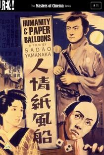 Assistir Humanidade e Balões de Papel Online Grátis Dublado Legendado (Full HD, 720p, 1080p) | Sadao Yamanaka | 1937