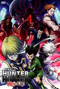 Assistir Hunter x Hunter 1: Phantom Rouge Online Grátis Dublado Legendado (Full HD, 720p, 1080p) | Yuzo Sato | 2013