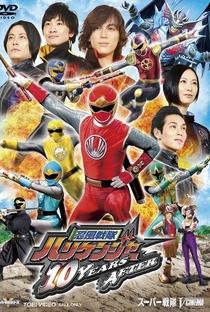 Assistir Hurricanger - O Filme: 10 Anos Depois Online Grátis Dublado Legendado (Full HD, 720p, 1080p) | Katsuya Watanabe | 2013