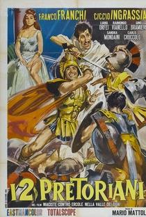 Assistir I 2 Pretoriani Online Grátis Dublado Legendado (Full HD, 720p, 1080p) | Mario Mattoli | 1961