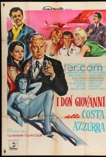 Assistir I don giovanni della Costa Azzurra Online Grátis Dublado Legendado (Full HD, 720p, 1080p)   Vittorio Sala   1962
