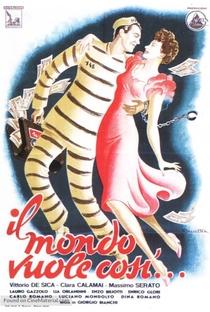 Assistir Il Mondo Vuole Così Online Grátis Dublado Legendado (Full HD, 720p, 1080p) | Giorgio Bianchi | 1949