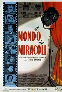 Assistir Il Mondo dei Miracoli Online Grátis Dublado Legendado (Full HD, 720p, 1080p) | Luigi Capuano | 1959