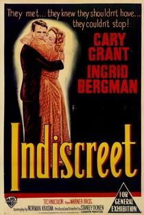 Assistir Indiscreta Online Grátis Dublado Legendado (Full HD, 720p, 1080p)   Stanley Donen   1958