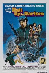 Assistir Inferno no Harlem Online Grátis Dublado Legendado (Full HD, 720p, 1080p) | Larry Cohen (I) | 1973