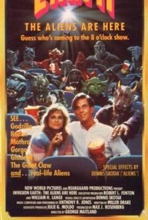 Assistir Invasão da Terra - Os Alienígenas Estão Aqui Online Grátis Dublado Legendado (Full HD, 720p, 1080p) | Robert Skotak | 1988
