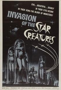 Assistir Invasão das Criaturas Estrelas Online Grátis Dublado Legendado (Full HD, 720p, 1080p) | Bruno VeSota | 1962