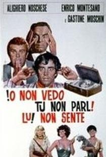 Assistir Io Non Vedo, Tu Non Parli, Lui Non Sente Online Grátis Dublado Legendado (Full HD, 720p, 1080p)   Mario Camerini   1971
