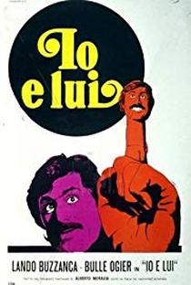 Assistir Io e lui Online Grátis Dublado Legendado (Full HD, 720p, 1080p) | Luciano Salce | 1973