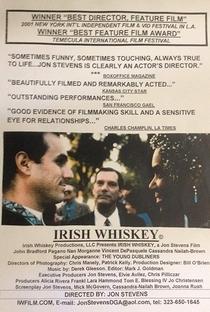 Assistir Irish Whiskey Online Grátis Dublado Legendado (Full HD, 720p, 1080p) | Jon Stevens Alon | 1997