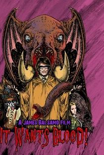 Assistir It Wants Blood! Online Grátis Dublado Legendado (Full HD, 720p, 1080p) | James Balsamo | 2019