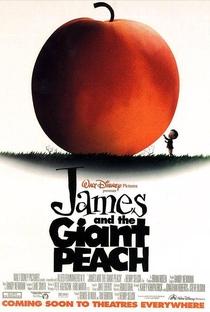 Assistir James e o Pêssego Gigante Online Grátis Dublado Legendado (Full HD, 720p, 1080p) | Henry Selick | 1996