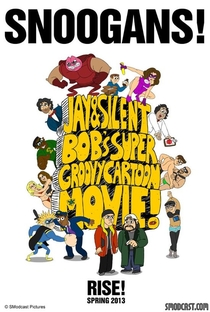 Assistir Jay & Silent Bob's Super Groovy Cartoon Movie Online Grátis Dublado Legendado (Full HD, 720p, 1080p) | Steve Stark (II) | 2013