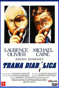 Assistir Jogo Mortal/Trama Diabólica Online Grátis Dublado Legendado (Full HD, 720p, 1080p) | Joseph L. Mankiewicz | 1972