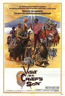 Assistir Jornada ao Reino Africano Online Grátis Dublado Legendado (Full HD, 720p, 1080p) | Lamont Johnson (I) | 1974
