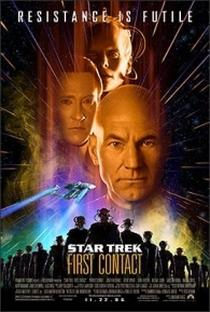 Assistir Jornada nas Estrelas: Primeiro Contato Online Grátis Dublado Legendado (Full HD, 720p, 1080p) | Jonathan Frakes | 1996