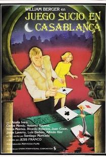 Assistir Juego Sucio en Casablanca Online Grátis Dublado Legendado (Full HD, 720p, 1080p) | Jesús Franco (I) | 1985