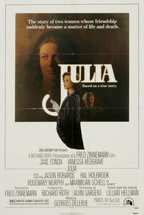 Assistir Julia Online Grátis Dublado Legendado (Full HD, 720p, 1080p) | Fred Zinnemann | 1977