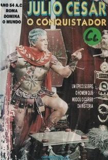 Assistir Júlio César - O Conquistador Online Grátis Dublado Legendado (Full HD, 720p, 1080p) | Tanio Boccia | 1962