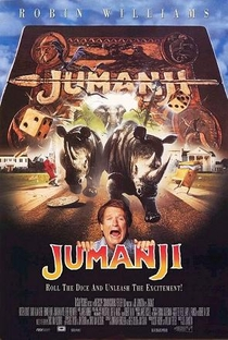 Assistir Jumanji Online Grátis Dublado Legendado (Full HD, 720p, 1080p) | Joe Johnston | 1995
