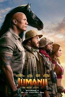 Assistir Jumanji: Próxima Fase Online Grátis Dublado Legendado (Full HD, 720p, 1080p) | Jake Kasdan | 2019