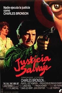 Assistir Justiça Selvagem Online Grátis Dublado Legendado (Full HD, 720p, 1080p) | J. Lee Thompson | 1984