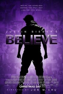 Assistir Justin Bieber's Believe Online Grátis Dublado Legendado (Full HD, 720p, 1080p) | Jon M. Chu | 2013