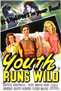 Assistir Juventude sem Freios Online Grátis Dublado Legendado (Full HD, 720p, 1080p) | Mark Robson (I) | 1944
