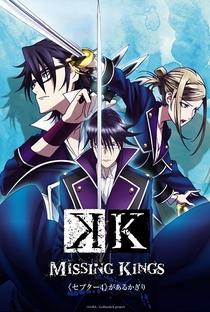 Assistir K: Missing Kings Online Grátis Dublado Legendado (Full HD, 720p, 1080p) | Hiromitsu Kanazawa